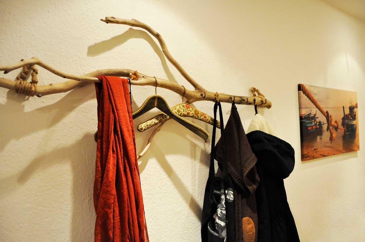 Treibholzeffekt | 1 Treibholz   1 Garderobe   Viele Stile   Treibholzeffekt  |