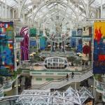 Dublin Stephen Green's Einkaufszentrum