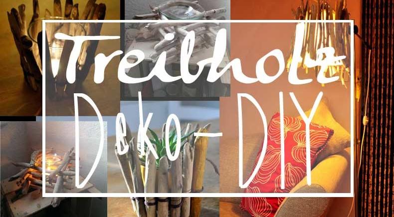 treibholzeffekt 4 einfache Deko-Ideen aus Treibholz zum Selbermachen ...