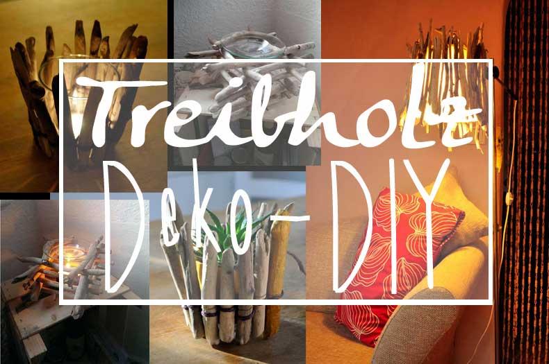 Treibholzeffekt | 4 Einfache Deko Ideen Aus Treibholz Zum Selbermachen    Treibholzeffekt |