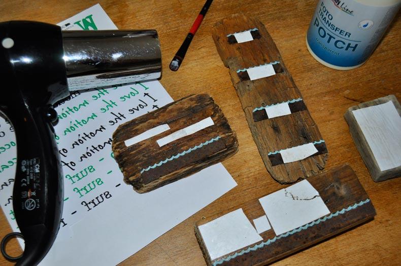 Holztransfer-Anleitung-Vorbereitung