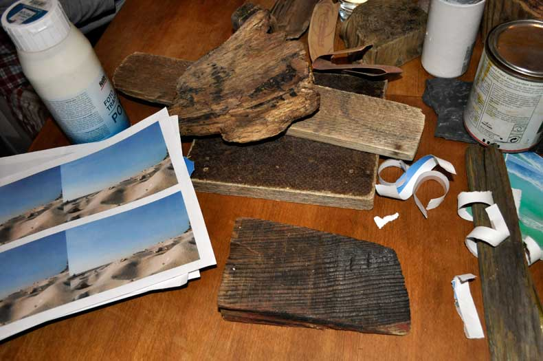 treibholzeffekt fotopotch anleitung vorbereitung treibholzeffekt. Black Bedroom Furniture Sets. Home Design Ideas