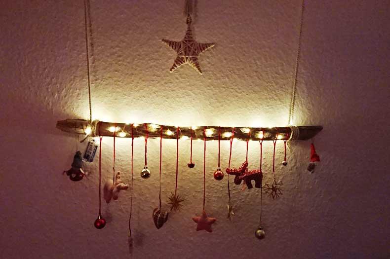 Treibholzeffekt Diy Treibholz Deko Zur Weihnachtszeit