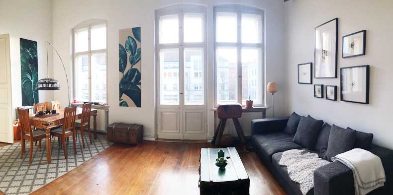 Treibholzeffekt Inneneinrichtung Wohnzimmer Esszimmer Treibholzeffekt