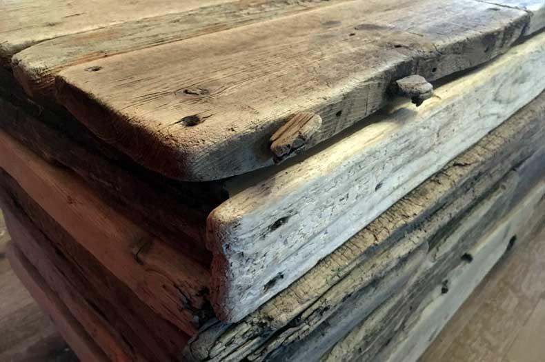DIY Selbstgebaute Möbel Aus Treibholz