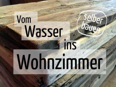 Anleitung: Treibholz Möbel selber bauen