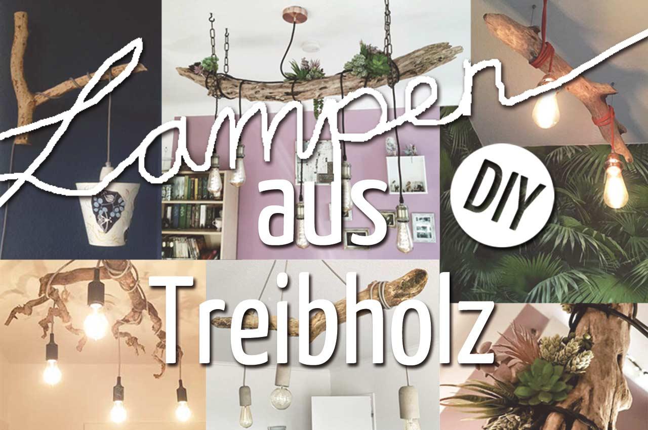 treibholzeffekt | DIY – Welche Treibholz-Hängelampe ist die Schönste ...